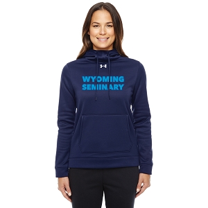 Wyoming Seminary Midnight Navy Ladies' Storm Armour Fleece Hoodie