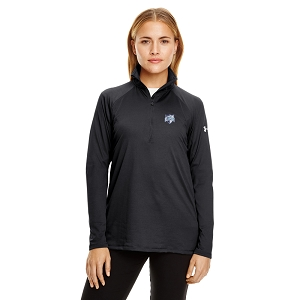 Wyoming Seminary Under Armour Ladies' UA Tech Quarter-Zip